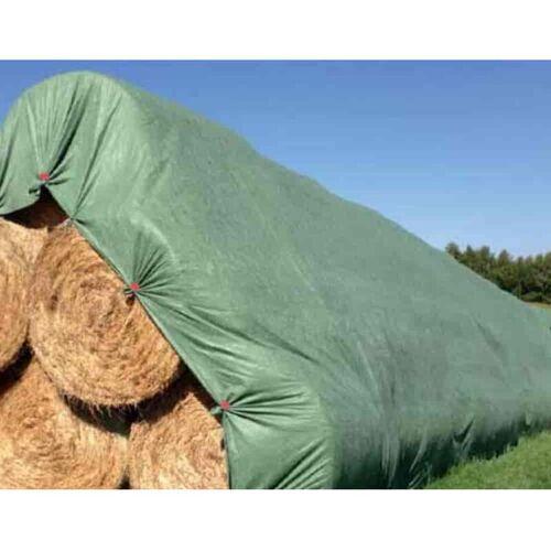 BONI-SHOP® Strohvlies Schutzvliese 140g/m² 9,8m x 25m (245m²) - BONI-SHOP®