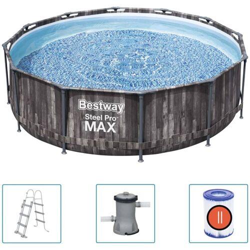 BESTWAY Steel Pro MAX Pool-Set 366x100 cm - Bestway