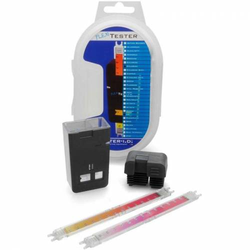 Pool-i.d. - FlexiTester Basisset Chlor/pH