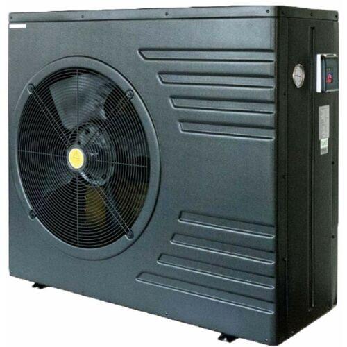 Midas Pool Products - Full-Inverter Pool Wärmepumpe Mida.Black 8 7,6 kW