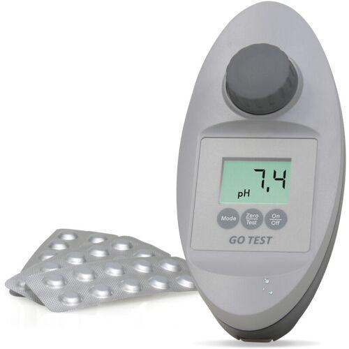 GOPOOLTEST GoTest Photometer für Chlorwert und pH-Wert-Messung