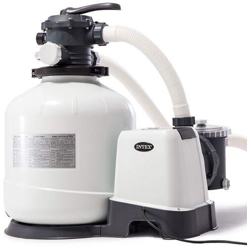 INTEX 26652 Ex 28652 Sandfilteranlage Krystal Clear Sandfilterpumpe