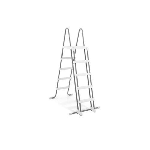 INTEX 28077 Leiter 132cm Poolleiter Sicherheitsleiter Einstiegsleiter für