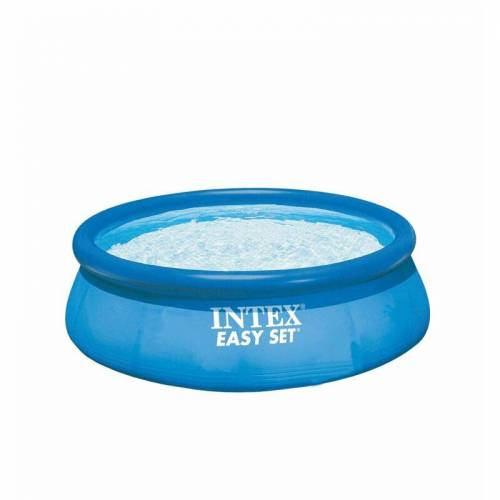INTEX Swimming Pool Easy Set RUND - Intex
