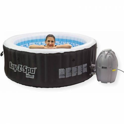 Lay-z-spa - Whirlpool Spa 800 Miami Spa Pool Massage Swimmingpool