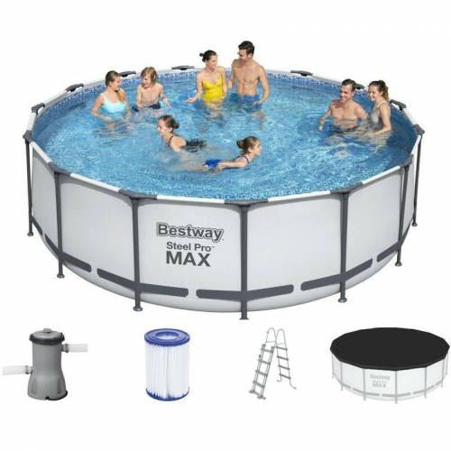 Bestway Steel Pro MAX Pool Set 457x122 56438