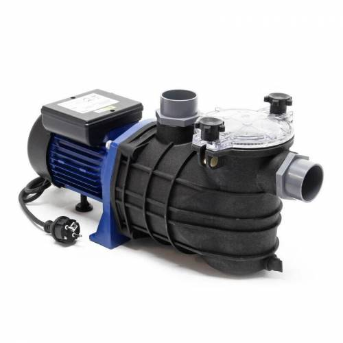 Wiltec - Pool Pumpe 17700 l/h 1100 W Schwimmbadpumpe Filterpumpe