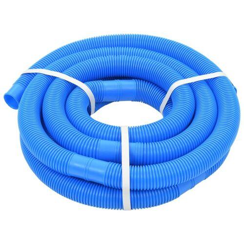 Vidaxl - Poolschlauch Blau 38 mm 6 m