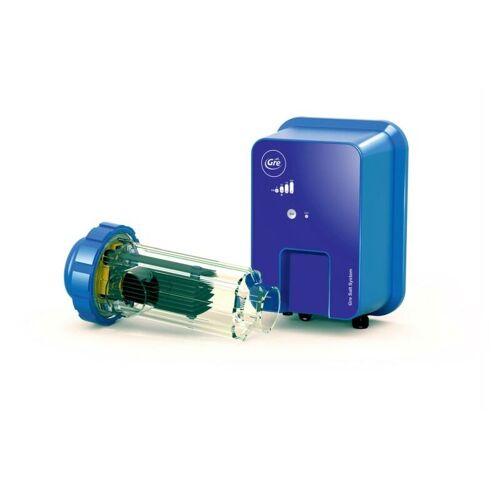 Gré Salz Chlorinator Gre für erhöhte oder Einbaupools Volumen: Für Pools