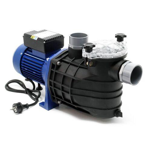 Wiltec - Pool Pumpe 22500 l/h 1500 W Schwimmbadpumpe Filterpumpe