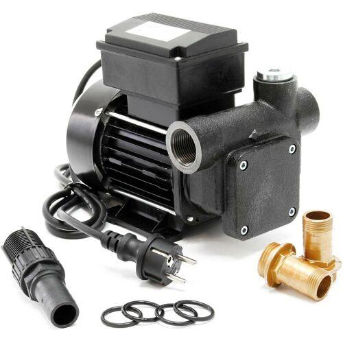 Wiltec - Selbstansaugende Dieselpumpe, 80 l/min 550W 230V, 3m