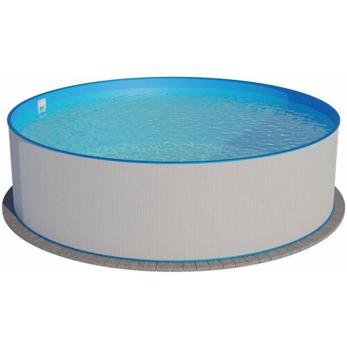WATERMAN Summer Fun - Stahlwandpool rund 120 cm Tiefe verschiedene Größen mit