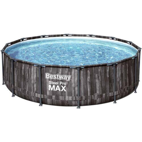 BESTWAY Steel Pro MAX? 4,27 m x 1,07 m Pool Set - BESTWAY