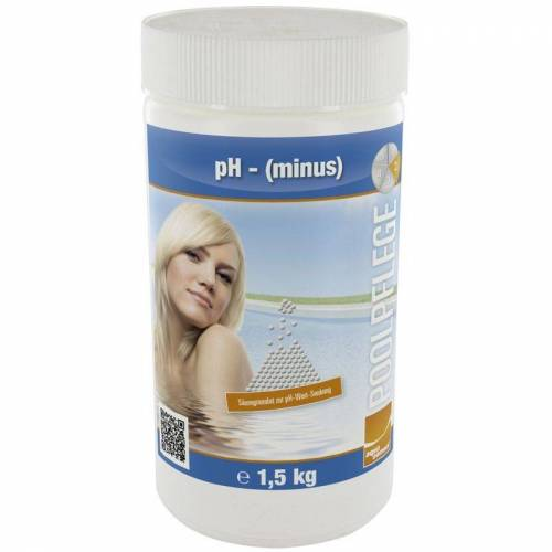 STEINBACH pH-Minus Granulat 1,5 kg - Steinbach