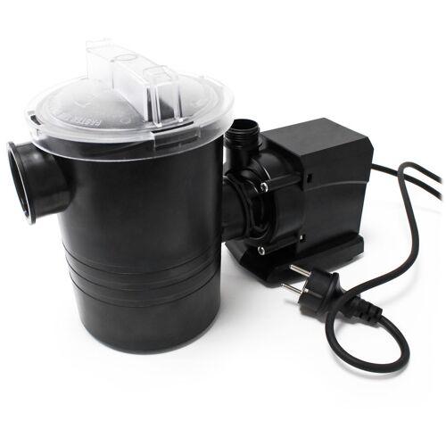 SunSun CPP-7000F Poolpumpe 4500l/h 50W Schwimmbadpumpe Filterpumpe