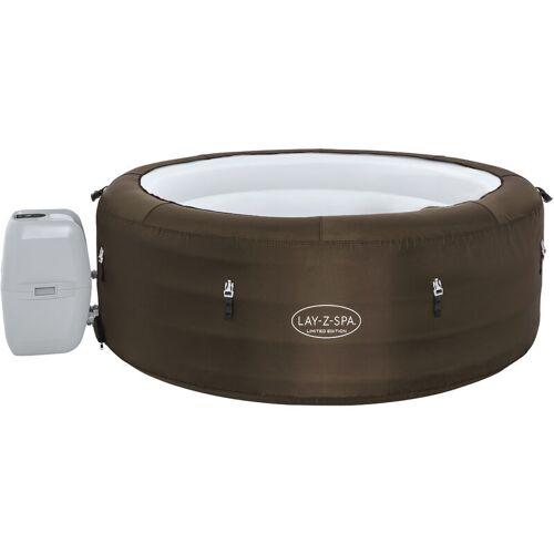 Bestway Whirlpool Outdoor 196x61cm   Filterpumpe   40°C beheizter Pool