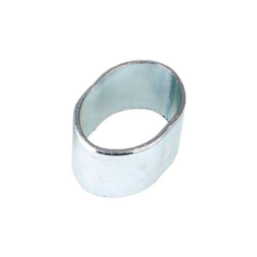 BONI-SHOP® Würgeklemmen verzinkt für 6 mm Seile - BONI-SHOP®