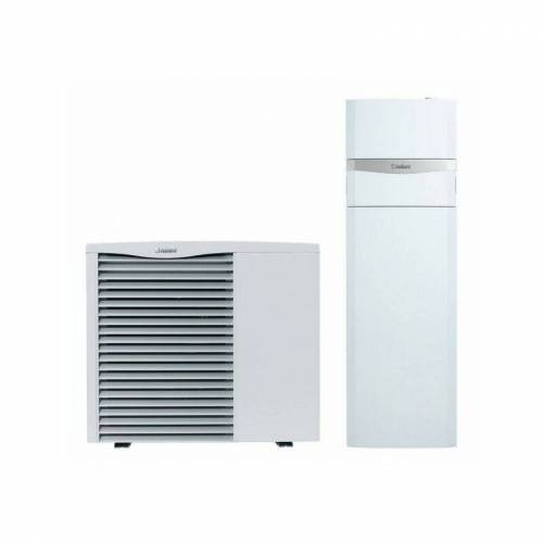 Vaillant geoTHERM VWS 36/4.1 mit uniTOWER