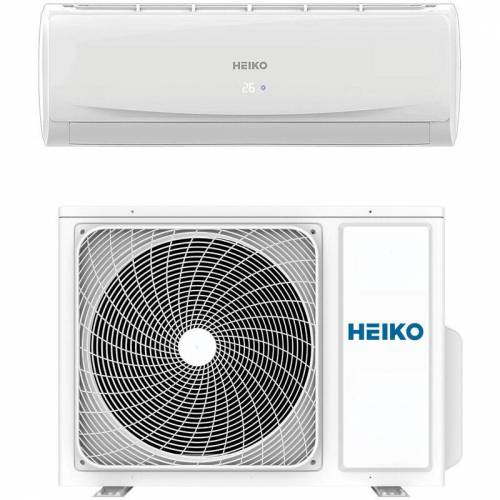 HEIKO Wandgerät 3,5 kW Set EEK: A++ / A+ - Heiko
