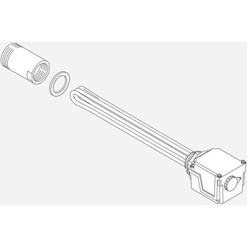 Weishaupt Elektro-Heizeinsatz für WES Eco 6,0 kW, 400 V (WEH 6,0)