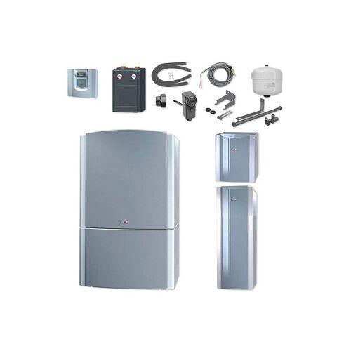 WOLF BWL-1-08-I Luftwärmepumpe 8 kW, Innenaufstellung, inkl. Puffer- und