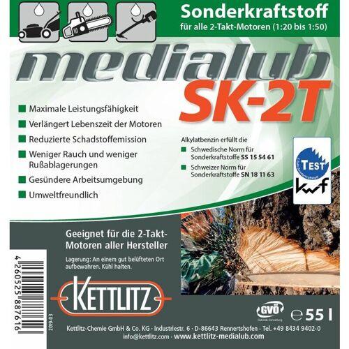 KETTLITZ-Medialub SK-2 T - 2 Takt Sonderkraftstoff 55 Liter