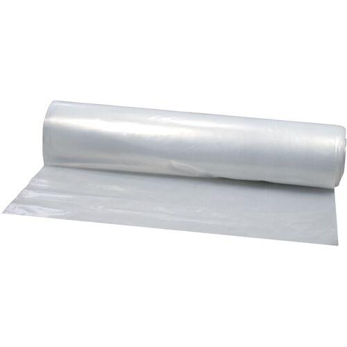 ASUP LDPE-Baufolie klar transparent 4 x 50 m, Typ 160, echte 120 my