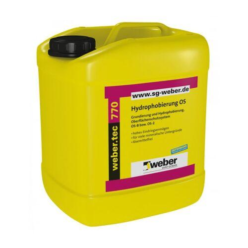 Weber tec 770 - 2 ltr - Hydrophobierung OS