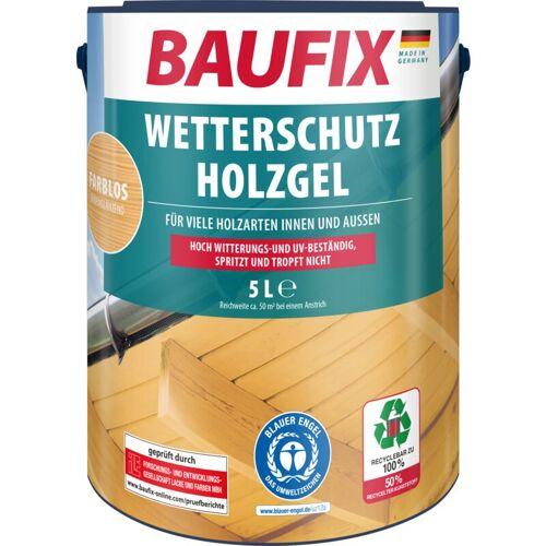 BAUFIX Wetterschutz-Holzgel farblos - Baufix