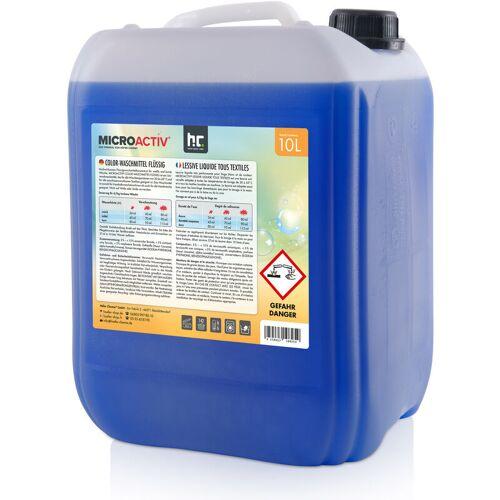 HöFER CHEMIE 6 x 10 Liter Color Waschmittel flüssig