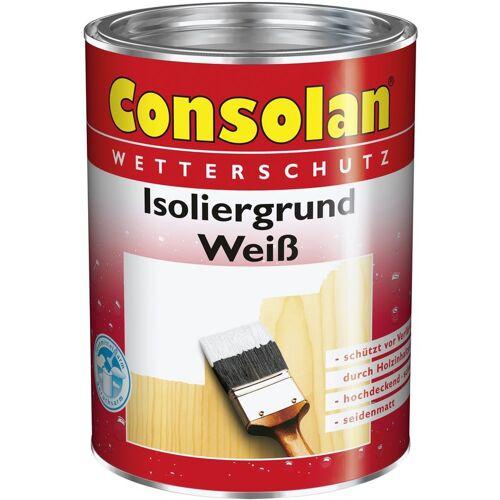 CONSOLAN 2x 2,5L Isoliergrund weiss - Consolan