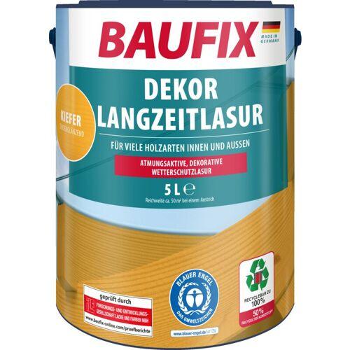 BAUFIX Dekor-Langzeitlasur kiefer 5 L - Baufix