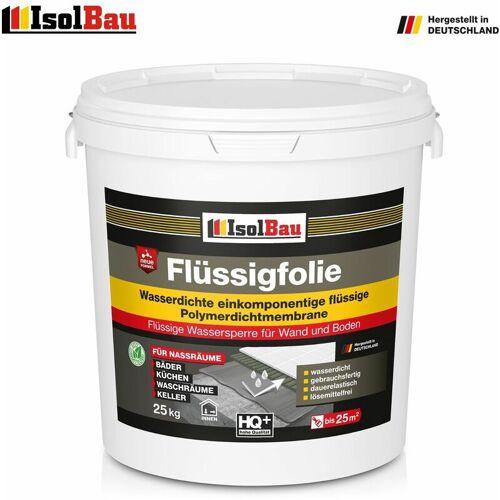 ISOLBAU Flüssigfolie 25 kg Original Duschabdichtung Badabdichtung Isolbau