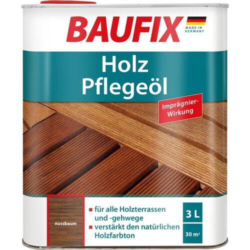 BAUFIX Holz-Pflegeöl nussbaum 3 L - Baufix