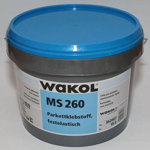 WAKOL MS 260 Parkettkleber festelastisch 18 kg - Wakol
