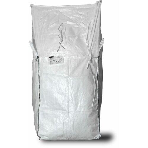 Asup - Big Bag 90 x 90 x 110 cm, beschichtet, SWL 1.000 kg, mit