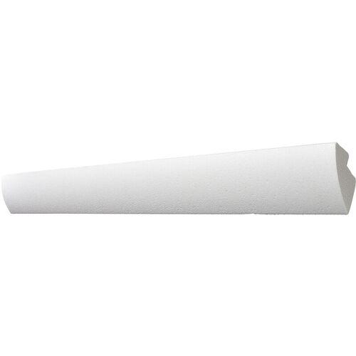 DECOSA® Decosa ® - Decosa Lichtleiste G35 (Karoline), weiss, 45 x 42 mm Laenge