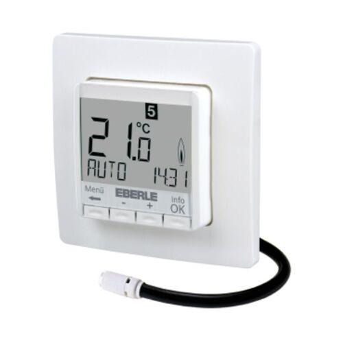 Eberle Thermostat FIT 3F weiß   Temperaturregler für elektrische