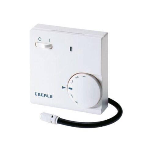 EBERLE Thermostat FRe 525 31 weiß   Temperaturregler für elektrische