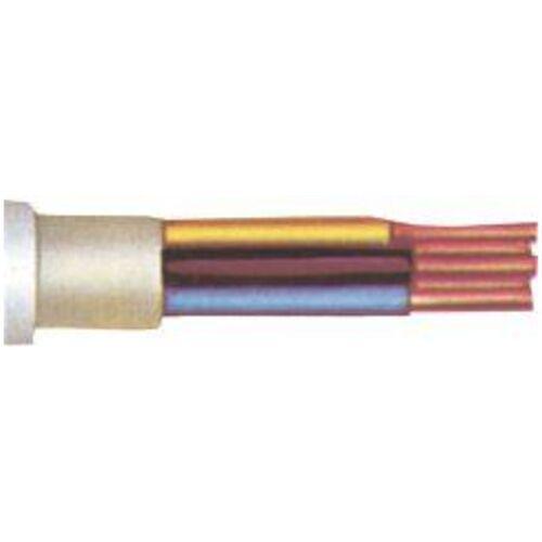 KABELEXPRESS Kunststoff-Mantelleitung NYM-J, 5 x 2,5 mm2, 50m-Ring - Kabelexpress