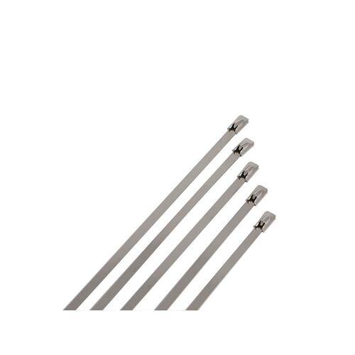 RS PRO Kabelbinder, 316 Edelstahl, 4,6 mm x 150mm - Rs Pro