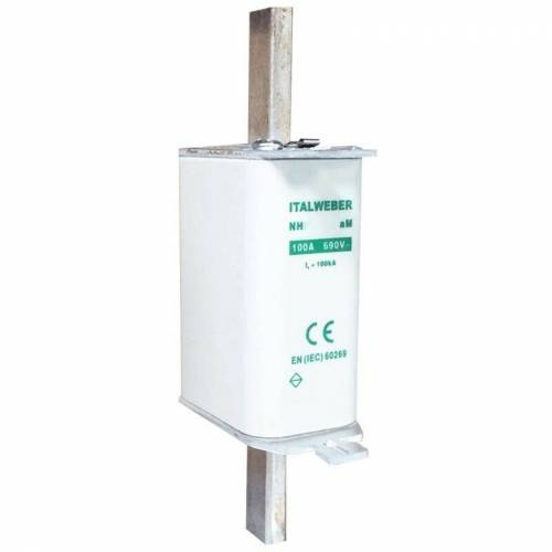 ITW SPIT - Sicherung der messer Italweber NH 1C standard-kurve aM 100A 690V