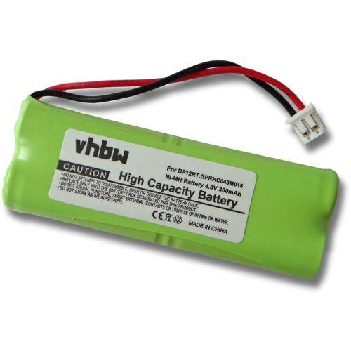 VHBW Akku kompatibel mit Dogtra 1100NC receiver, 1200 Receiver, 1500