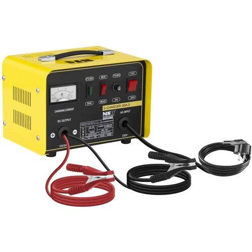 MSW Autobatterie Ladegerät Kfz Pkw Ladegerät Batterie 12 24 V 15 20 A Auto