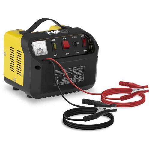 MSW Autobatterie Ladegerät Kfz Pkw Ladegerät Batterie 12 24 V 8 12 A