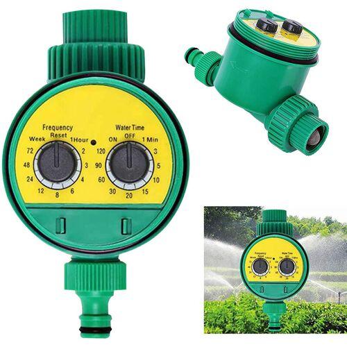 ZQYRLAR Bewässerungscomputer Bewässerungsuhr für die automatische Bewässerung