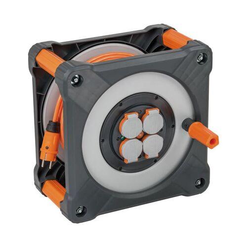 Brennenstuhl Baustellen-Kabeltrommel BQ IP44 (50m BQ-Kabel in orange)