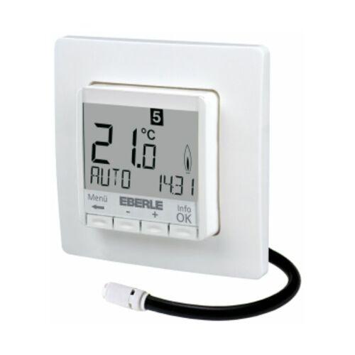 Eberle Thermostat FIT 3L weiß   Temperaturregler für elektrische und