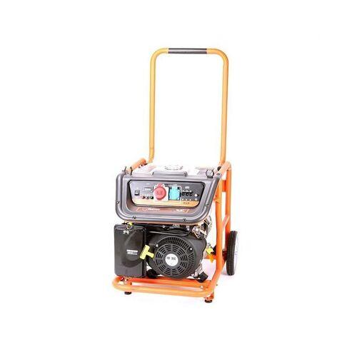 FUXTEC Stromerzeuger FX-SG7500A mit 380V Anschluss - Fuxtec