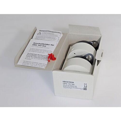 Hekatron - Rauchmelder 18-28VDC ws autark Netzbetr Standalone opt mit